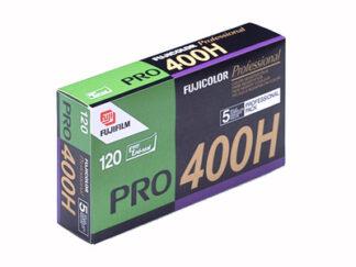 Fujifilm Pro 400H 120  5-er-Pack