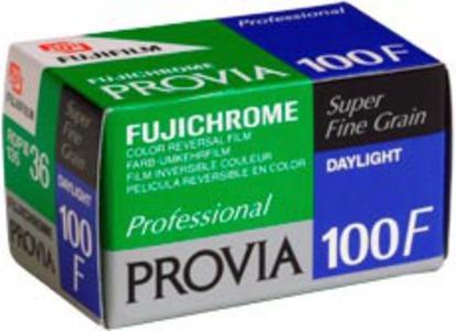 Fujifilm PROVIA 100F  135-36 O/E