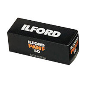 Ilford PAN F  50  120
