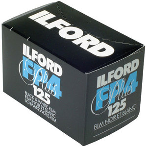 Ilford FP 4  Plus 125  135-36
