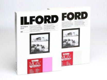 Ilford PFOLIO44K pearl 40,6X50,8CM 10