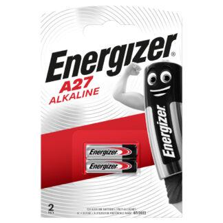 Energizer A27 12,0V Alkali,        FSB-2