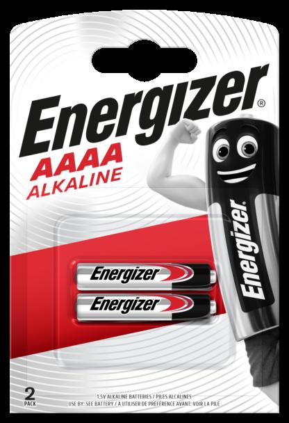 Energizer LR61/AAAA/E96             2-P