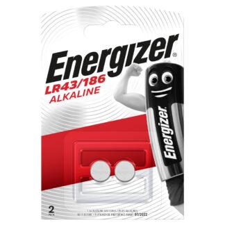 Energizer LR43/186  1.5V           FSB-2