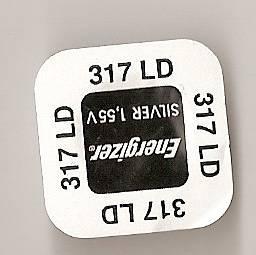 Energizer Multidrain 317          1.5V S