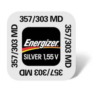 Energizer Multidrain 357/303      1.5V S