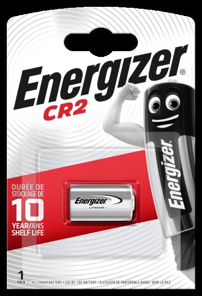 Energizer CR2 Lithium       3.0V