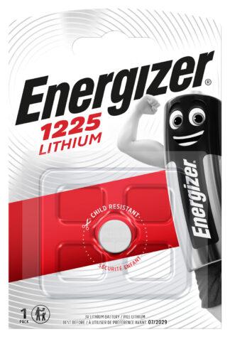 Energizer BR 1225 Lithium 3.0V     FSB-1