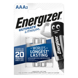 Energizer AAA/L92 Ultimate Lithium 2-P.