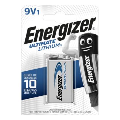 Energizer 9V/LA522 Ultimate Lithium