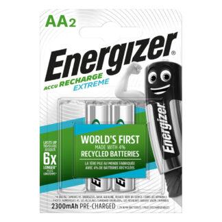 Energizer Akku Extreme AA 2300mAh    BP2