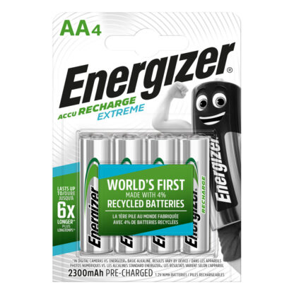 Energizer Akku Extreme AA 2300mAh    BP4