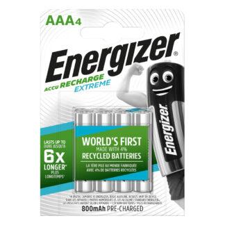 Energizer Akku Extreme AAA 800mAh    BP4