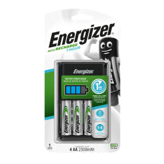 Energizer 1 Hour-Ladeger?t incl.4xAA