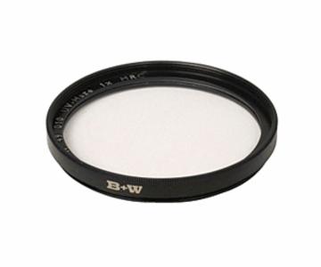 B+W F-Pro 010 UV-Haze-Filter E 62 mm