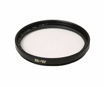 B+W F-Pro 010 UV-Haze-Filter E 67 mm