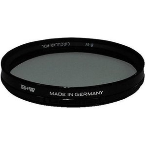 B+W F-Pro S03 Zirkularpolfilter E 52 mm