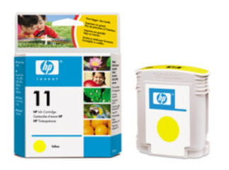 HP Nr. 11  Ink yellow