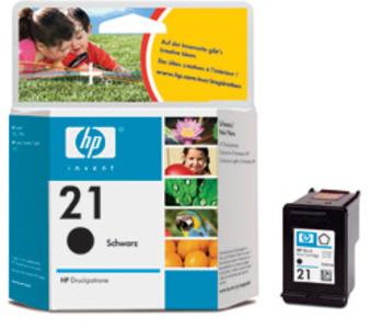 HP Nr. 21 schwarz