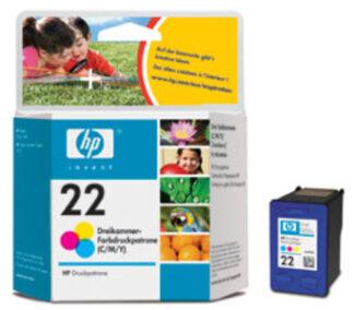 HP Nr. 22 tricolor