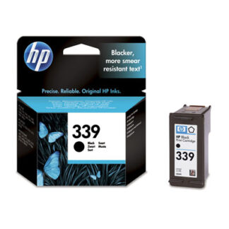 HP Nr. 339 schwarz, noir