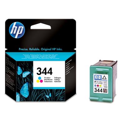 HP Nr. 344 farbe, couleur CMY