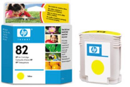 HP Nr. 82 yellow, 69ml.