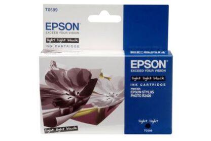 Epson T0599 Ink Light Light Black