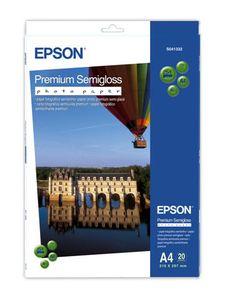 Epson Premium Semi-Gloss A4 251g/m2
