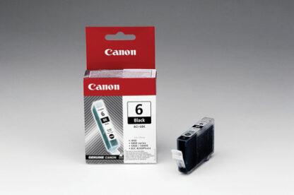 Canon BCI-6Bk Black/schwarz/noir