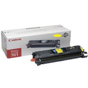 Canon Toner 701 Yellow