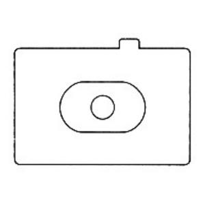 Canon Mattscheibe EC-N  (Standart EOS-3)