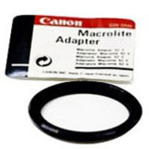 Canon Adapter 58 C zu Macroblitz