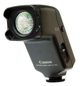Canon Videoleuchte VL-10Li II ohne Akku