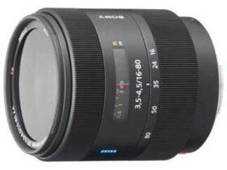 Sony A-Mount APSC 16-80mm F3.5-4.5