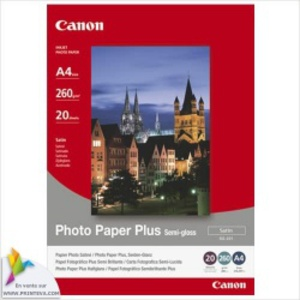 Canon SG-201 A4, 260g, 20 sheets