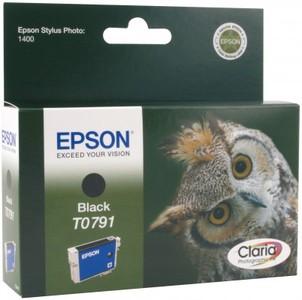 Epson Claria Ink T0791 black