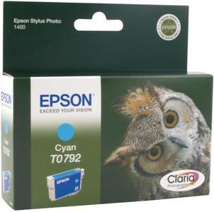 Epson Claria Ink T0792 cyan