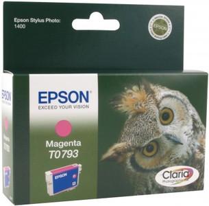 Epson Claria Ink T0793 magenta
