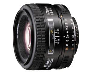 Nikkor AF 50mm/1.4 D