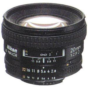 Nikkor AF 20mm/2.8 D