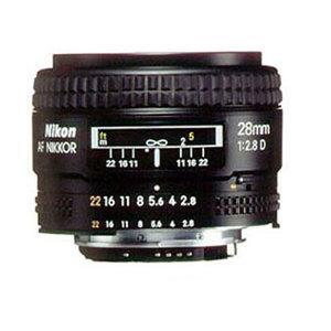 Nikkor AF 28mm/2.8 D