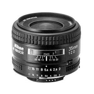 Nikkor AF 35mm/2.0 D