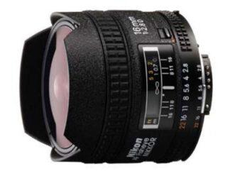 Nikkor AF 16mm/2.8 D Fisheye