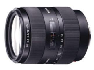 Sony A-Mount APSC 16-105mm F3.5-5.6 DT