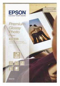 Epson Premium Glossy Photo Paper 10x15