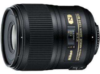 Micro Nikkor AF-S 60mm/2.8G ED (1:1)