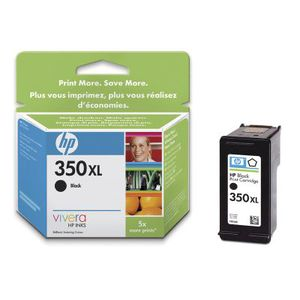 HP Nr. 350XL Ink black, 25ml