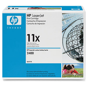 HP Nr. 11X Toner, black
