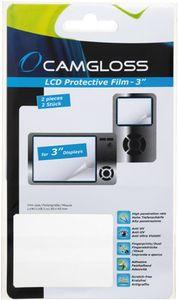 Camgloss Displaycover 3,0 3 St?ck